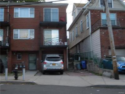 Bronx Multi Family 2-4 For Sale: 3423 Wickham Avenue