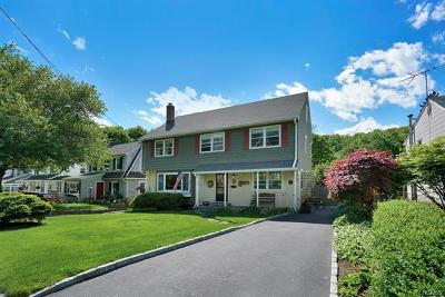 Pleasantville NY Single Family Home For Sale: $859,000