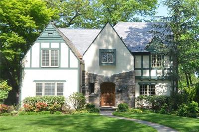 Westchester County Single Family Home For Sale: 36 Ridge Road