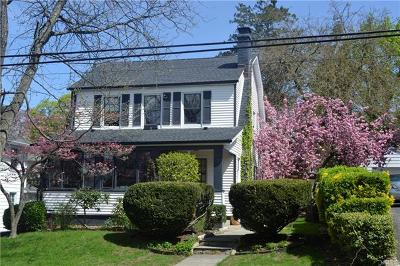 Scarsdale Single Family Home For Sale: 41 Alkamont Avenue