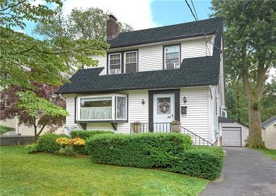 New Rochelle Single Family Home For Sale: 53 Alpine Road