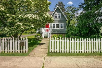 Single Family Home For Sale: 54 Burnside Avenue