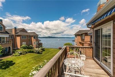 Croton-On-Hudson Condo/Townhouse For Sale: 317 Half Moon Bay Drive