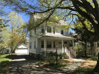 Westchester County Single Family Home For Sale: 9 Ridgewood Terrace