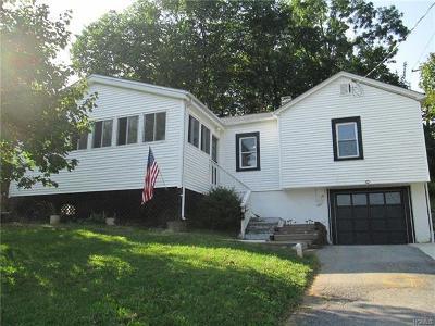 Goshen Single Family Home For Sale: 62 Wickham Avenue