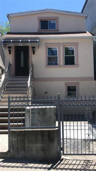 Bronx NY Multi Family 2-4 For Sale: $729,000