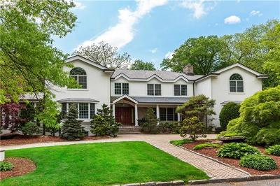 Scarsdale Single Family Home For Sale: 23 Leatherstocking Lane