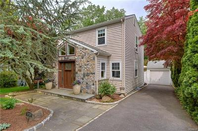 Westchester County Single Family Home For Sale: 142 Beverly Road