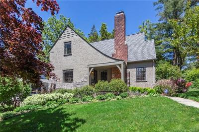 Westchester County Single Family Home For Sale: 17 Findlay Avenue