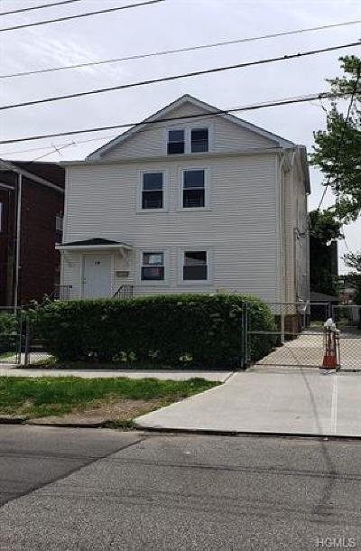 Westchester County Multi Family 2-4 For Sale: 14 Monroe Street