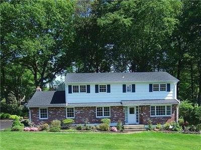 Rockland County Single Family Home For Sale: 1 Glenwood Drive