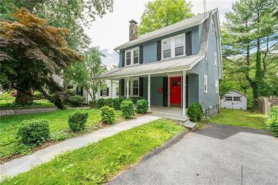 Rye Single Family Home For Sale: 456 Milton Road