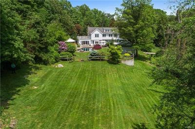 Chappaqua Single Family Home For Sale: 318 Douglas Road
