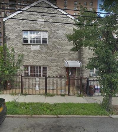 Bronx NY Multi Family 2-4 For Sale: $490,000