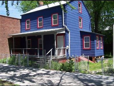 Bronx Single Family Home For Sale: 256 City Island Avenue