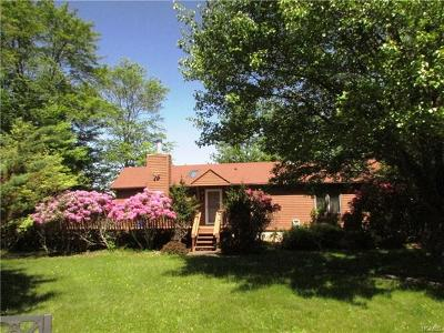 Swan Lake NY Single Family Home For Sale: $158,900