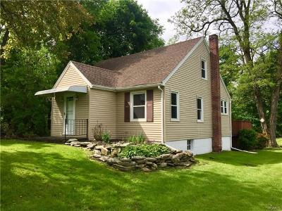 Newburgh Multi Family 2-4 For Sale: 695 Gardnertown Road