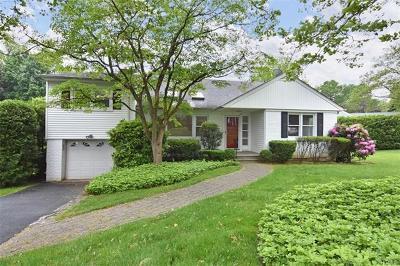 Tuckahoe Single Family Home For Sale: 320 Pennsylvania Avenue