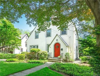 Scarsdale Single Family Home For Sale: 42 Hamilton Road