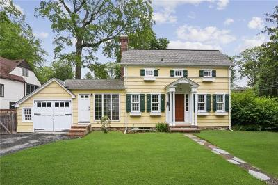 Scarsdale Single Family Home For Sale: 16 Roxbury Road