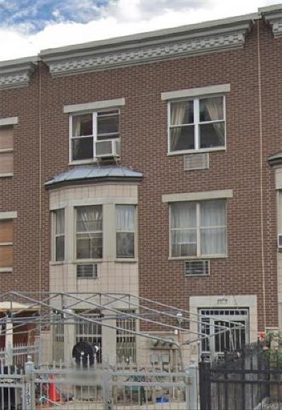 Bronx NY Multi Family 2-4 For Sale: $950,000