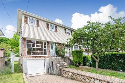 Yonkers Single Family Home For Sale: 4 Regina Place