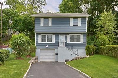 Croton-On-Hudson Single Family Home For Sale: 38 Wells Avenue