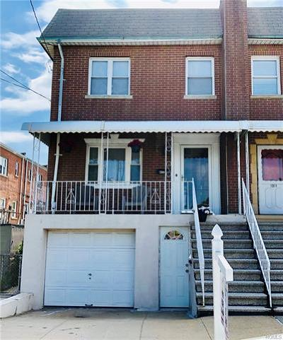 Bronx Single Family Home For Sale: 1309 Gillespie Avenue