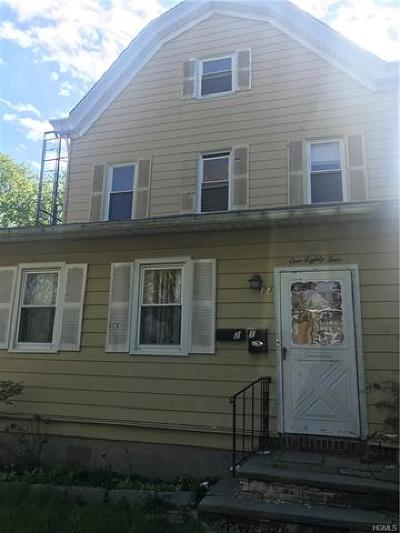 Westchester County Multi Family 2-4 For Sale: 184 North Columbus Avenue