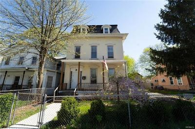 Port Jervis Single Family Home For Sale: 116 Ball Street