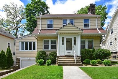 Mount Vernon Single Family Home For Sale: 50 Darwood Place