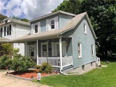 Newburgh Single Family Home For Sale: 480 1st Street