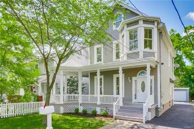 Single Family Home For Sale: 53 Elysian Avenue