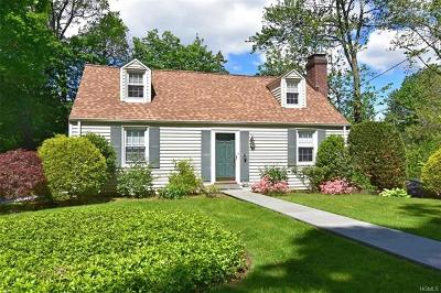 White Plains Single Family Home For Sale: 4 Birch Street West