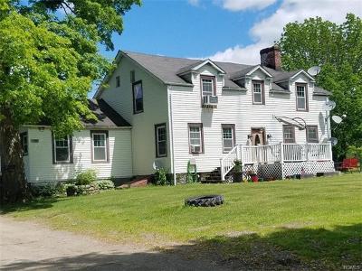 Lagrangeville Single Family Home For Sale: 8 Sherman Drive