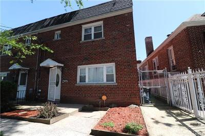 Bronx Single Family Home For Sale: 1810 Muliner Avenue