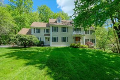 Chappaqua Single Family Home For Sale: 11 Breckenridge Road