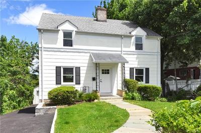 New Rochelle Single Family Home For Sale: 7 Pinebrook Road