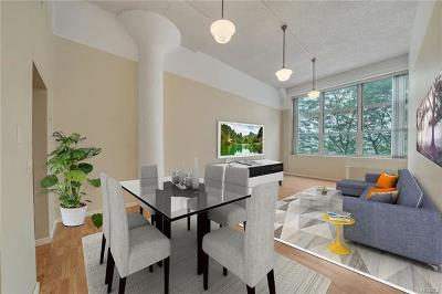 Westchester County Condo/Townhouse For Sale: 1 Landmark Square #316