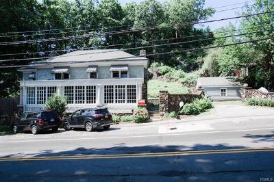 Croton-On-Hudson Single Family Home For Sale: 1223 Albany Post Road