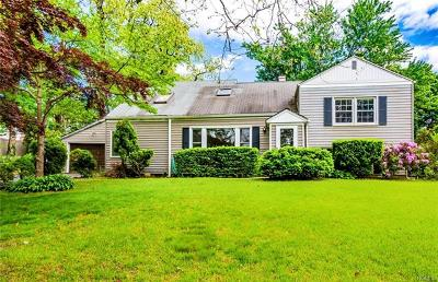 Yonkers Single Family Home For Sale: 1 Boxwood Road