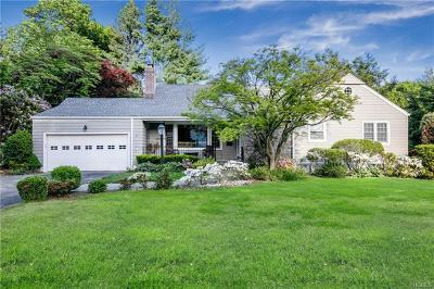 Scarsdale Single Family Home For Sale: 245 Ferndale Road