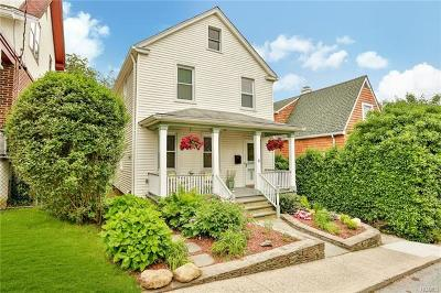 Irvington Single Family Home For Sale: 6 West Home Place