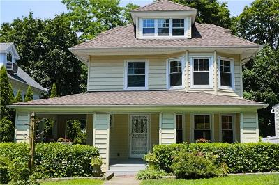 White Plains Single Family Home For Sale: 16 Walworth Terrace