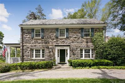 Hastings-On-Hudson Single Family Home For Sale: 190 High Street