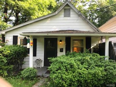 Ossining Single Family Home For Sale: 32 Camp Ground