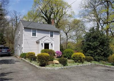 Hartsdale Single Family Home For Sale: 75 Hillcrest Road