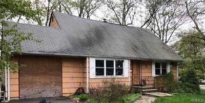 Rockland County Single Family Home For Sale: 2 Mallory Road