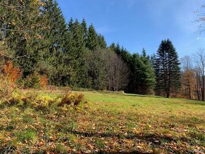 Fremont Center Residential Lots & Land For Sale: 458 Obernburg Road
