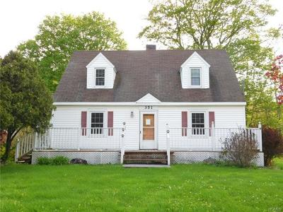 Single Family Home For Sale: 351 Old Route 17